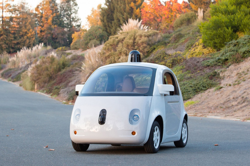 Transport: Google self-driving car, by YooJung Ahn, Jared Gross and Philipp Haban