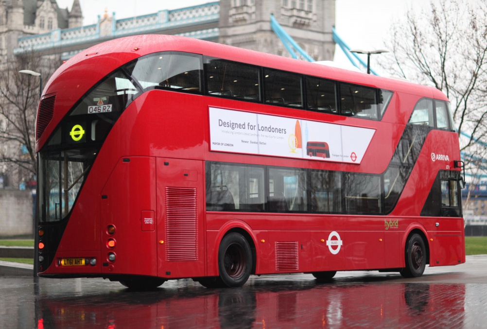 Image by James O Jenkins for Transport for London