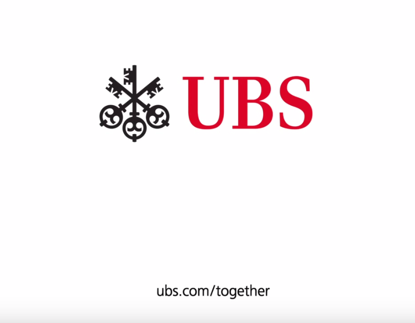UBS reveals new branding (and new sound…) | Design Week