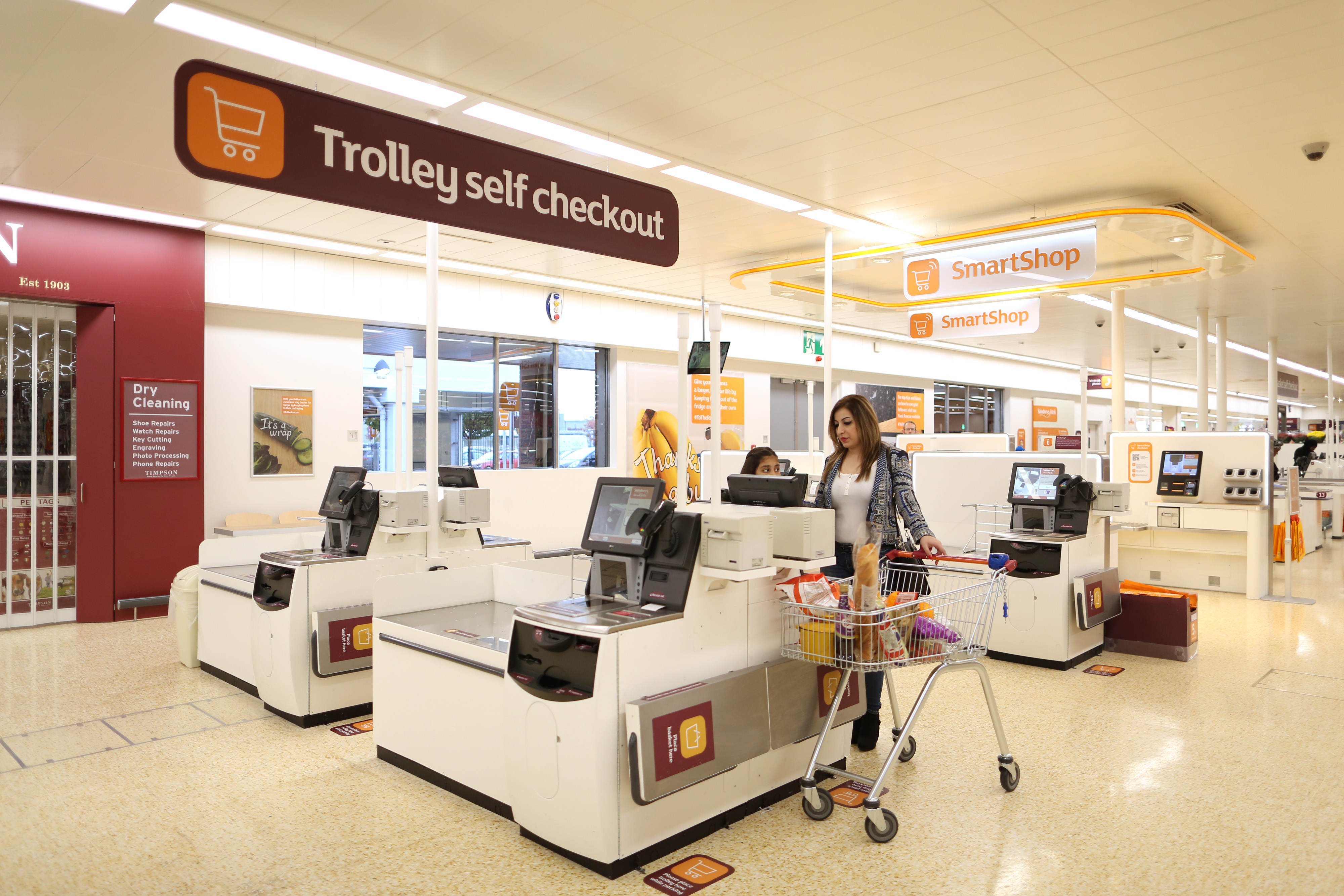 sainsbury s wants to make shopping quicker and easier with new